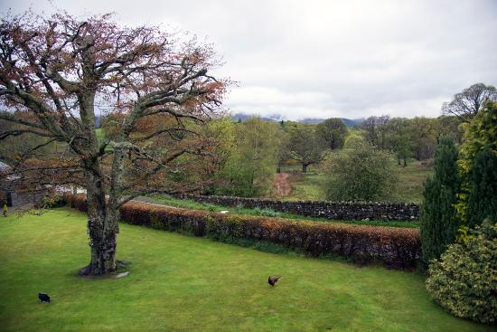 Swinside Lodge Hotel: The view from our room