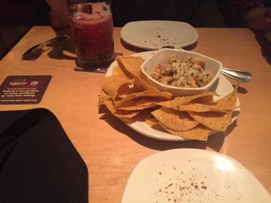 Outback Steakhouse: tortilhas