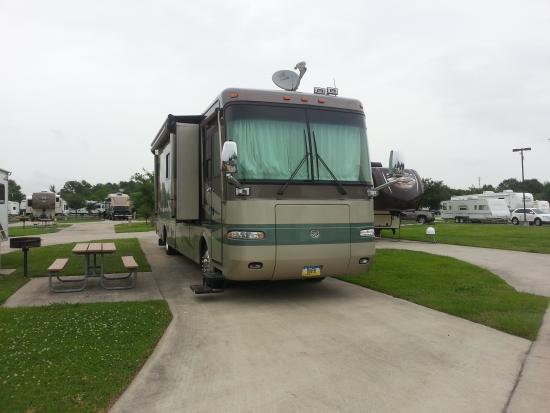 A+ Motel & RV Park : Sites
