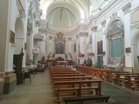 Massignano, Olaszország: Chiesa di San Giacomo Maggiore