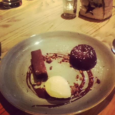 The Alice Hawthorn: Chocolate Brownie