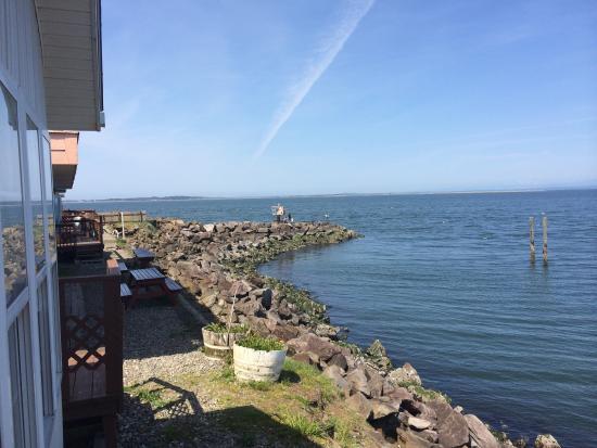 Harbor Resort: Cottages view❤️