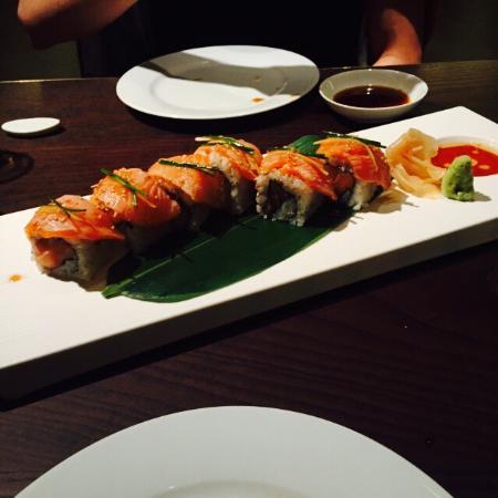 menu sushi in primo piano - Picture of Nobu Milano, Milan - TripAdvisor