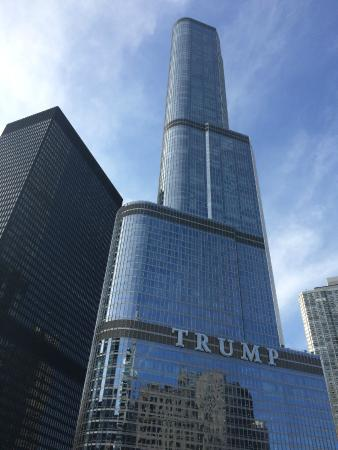 Chicago Travel & Tours: Trump Tower