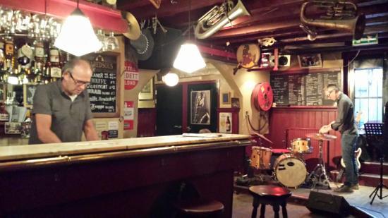Jazz Cafe Bebop