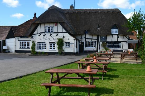 The Old Swan Cheddington