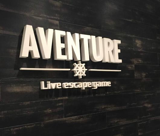 ‪Aventure - Live Escape Game‬