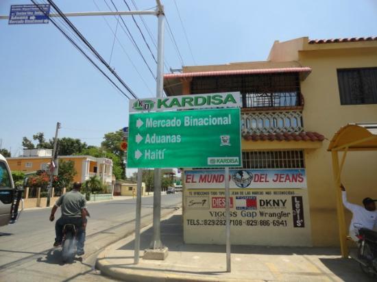 Dajabon Province, Dominikanische Republik: En la Frontera Con Haiti