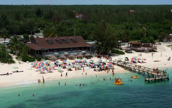 Not My Cup Of Tea Review Junkanoo Beach Club Freeport At Taino Bahamas Tripadvisor