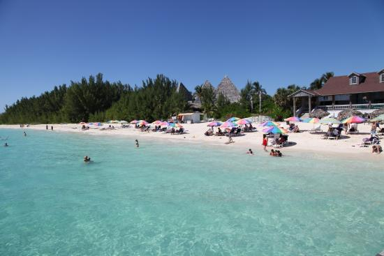 Gorgeous Clear Water At Junkanoo Beach Club Picture Of