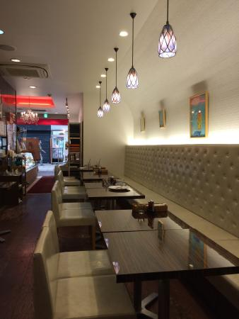 Cafe de Cream Kitchen Tenjinbashi 3chome