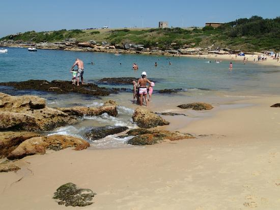 how to get to la perouse beach