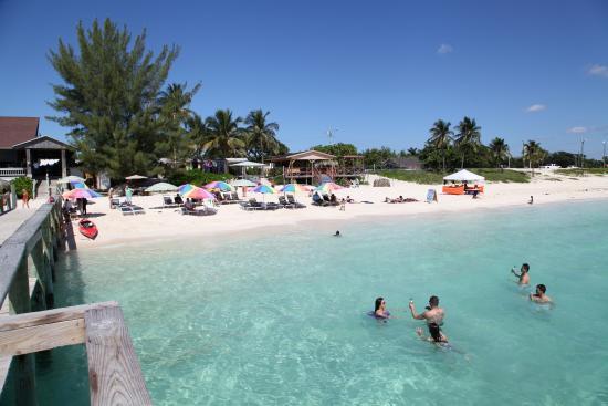 Junkanoo Beach Club Freeport At Taino Snorkeling Is Amazing