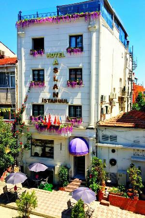 Hotel aslan istanbul stanbul t rkiye otel yorumlar for Orya hotel istanbul