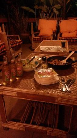 ICU Guesthouse: Mexicaanse avond op het dakterras!