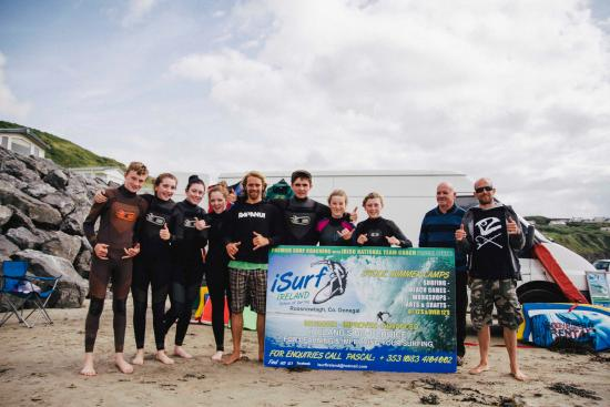 iSurf Ireland Surf School