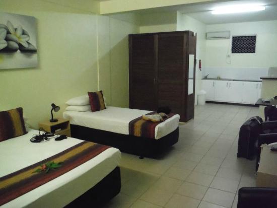 Kaiviti Motel: room