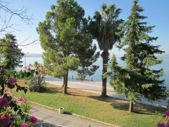 Alila Hotel: View of Lake Koycegiz