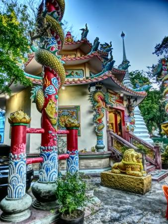 พระประธาน - Picture of Wat Chana Songkhram, Bangkok ...