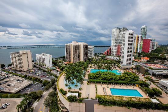 Two bedroom standard suite bay view picture of fortune house hotel suites miami tripadvisor for Hotels with 2 bedroom suites in miami