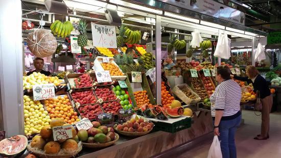Ruzafa Market (Mercado de Ruzafa)