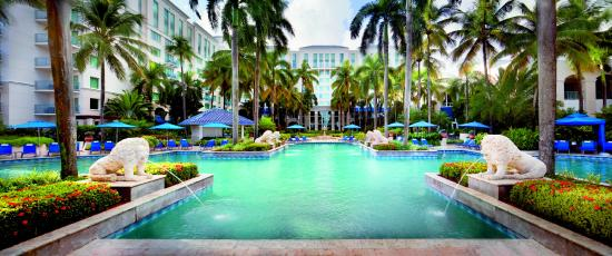 The Ritz-Carlton, San Juan: Pool