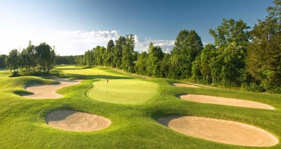 Bay of Quinte, แคนาดา: Trillium Wood Golf Club