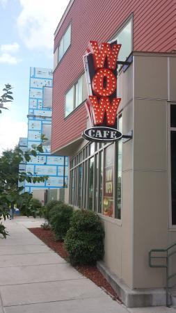 WOW Cafe - Tulane & Galvez
