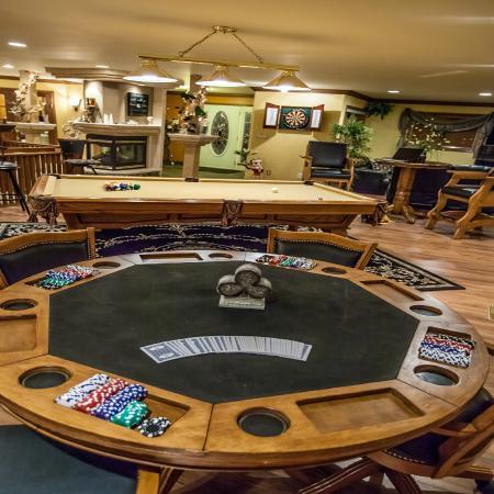 McGregor, Kanada: Games Room