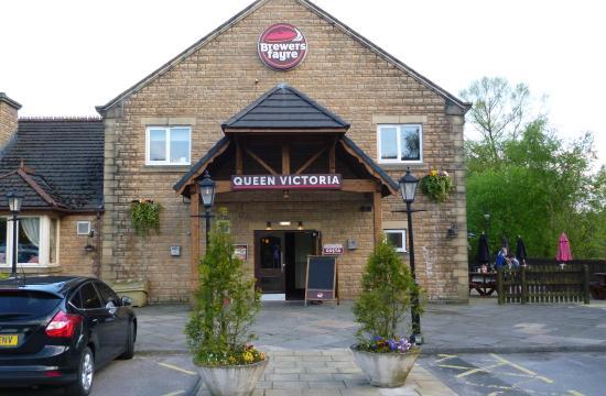 Brewers Fayre Queen Victoria