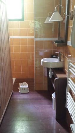 center parcs les bois francs deuxime salle de bain avec sauna - Salle De Bain Avec Sauna