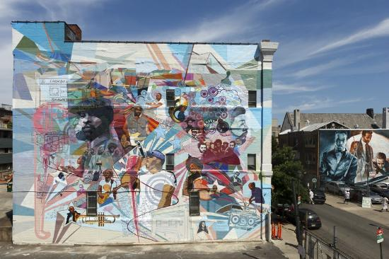 Mural Arts Program of Philadelphia - Mural Tours