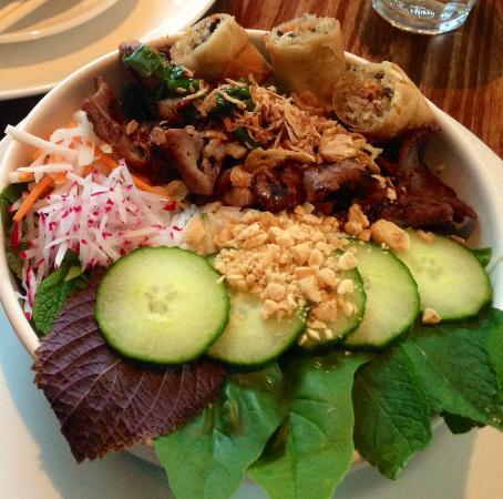 Photo of Vietnamese Restaurant Le Fat at 935 Marietta St, Atlanta, GA 30318, United States