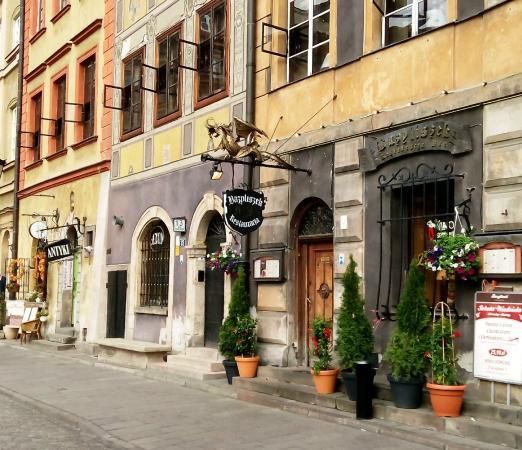 Bazyliszek Restauracja : Bazyliszek Restaurant