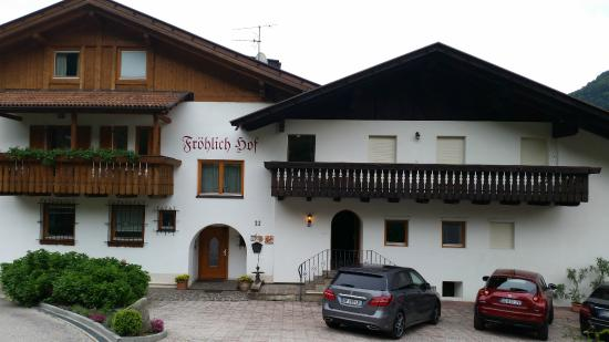 Agriturismo Frohlichhof
