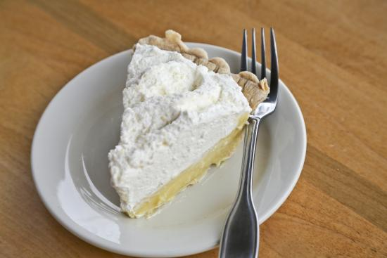 Jim 'N Nick's Bar-B-Q: Coconut Pie