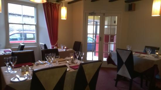 Brandysnap Bistro: restaurant interior
