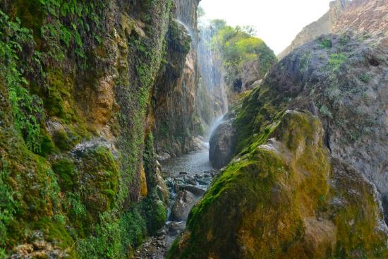 Jolfa, Iran: Asiab Kharabeh Waterfall