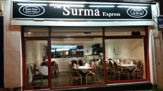 Surma Express