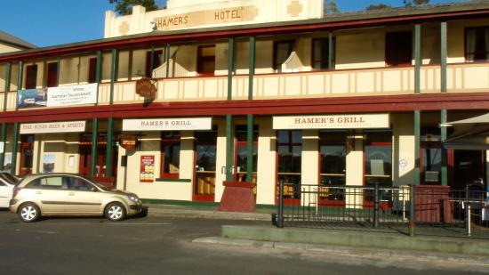 Hamers Hotel Bar And Grill