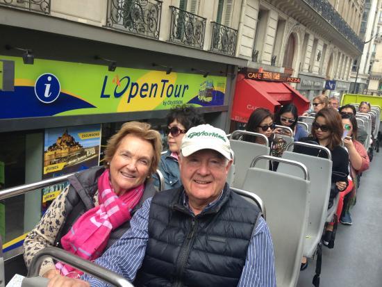 Paris Panoramic Tour: Paris