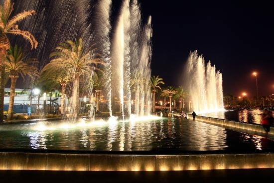 Fanfare Fountains & Water Feature at Gateway Plaza