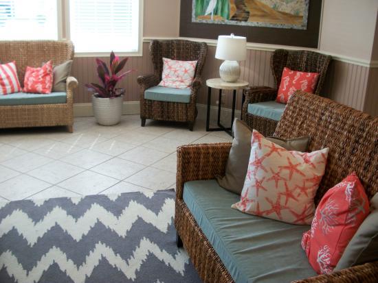El Coronado Resort: Lobby