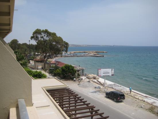 Bogaz Hotel: Blick vom Balkon1