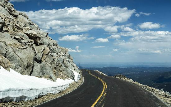 Road to summit of Mount Evans opens Wednesday | FOX31 Denver