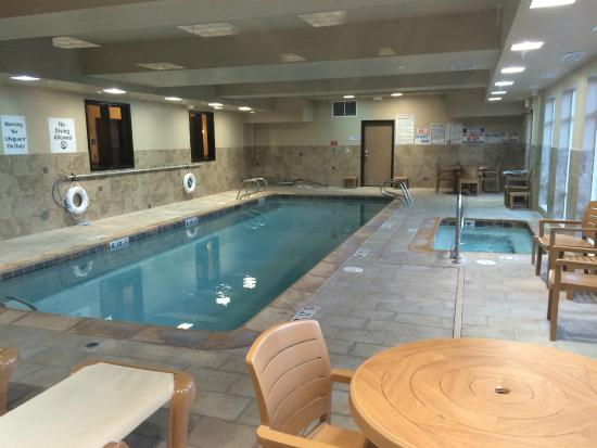 Holiday Inn Express & Suites Las Cruces North: Pool and Spa