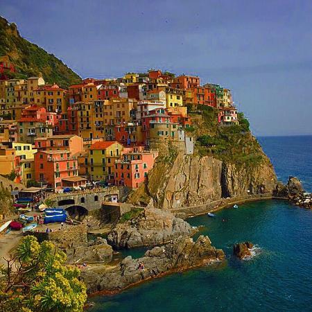 Riomaggiore, Italia: Gercekten harika görülmesi gereken bir yer