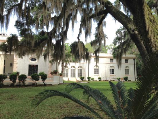Sapelo Island Rentals Mansion