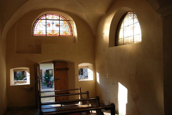 Ansitz Fonteklaus : Rochuskapelle