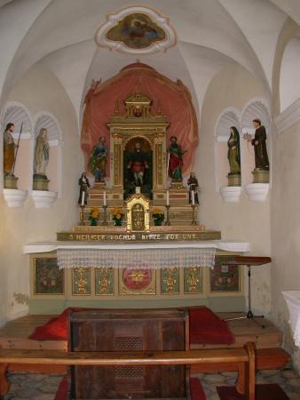 Ansitz Fonteklaus : Altar